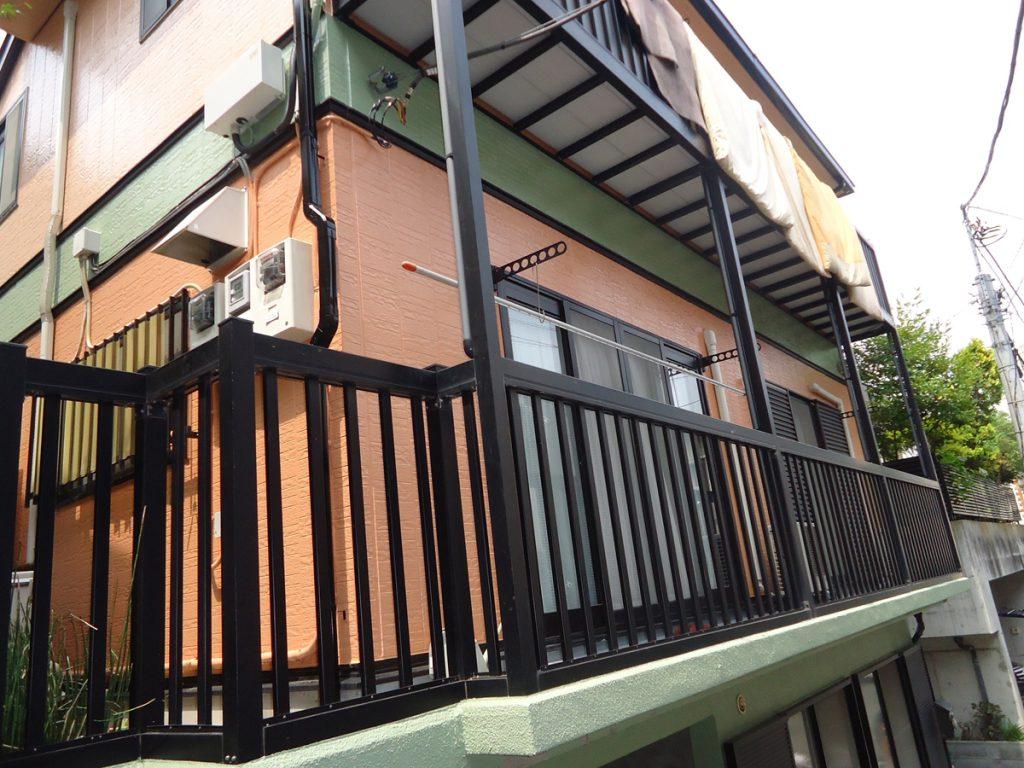 大田区O様邸 屋根・外壁塗装工事のサムネイル画像1