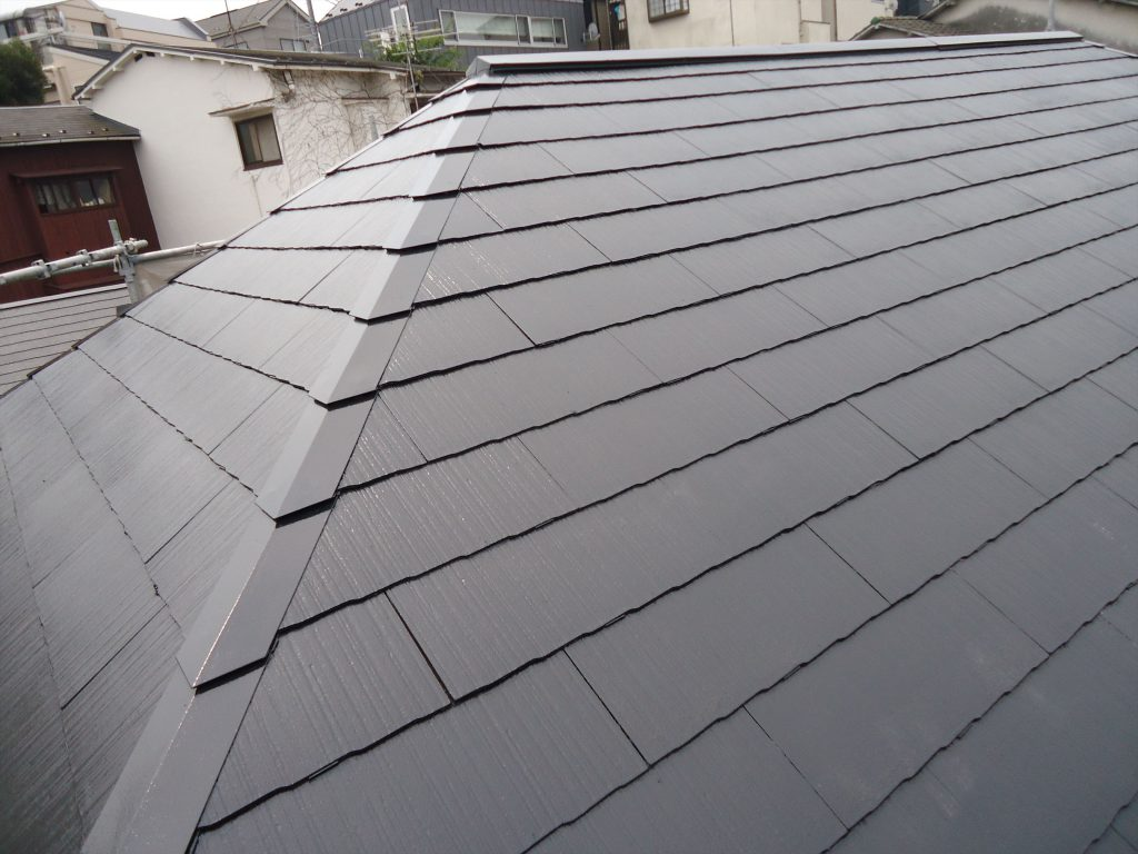 大田区O様邸 屋根・外壁塗装工事のサムネイル画像2