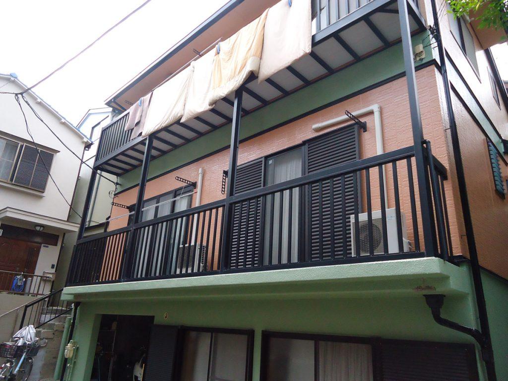 大田区O様邸 屋根・外壁塗装工事のサムネイル画像6
