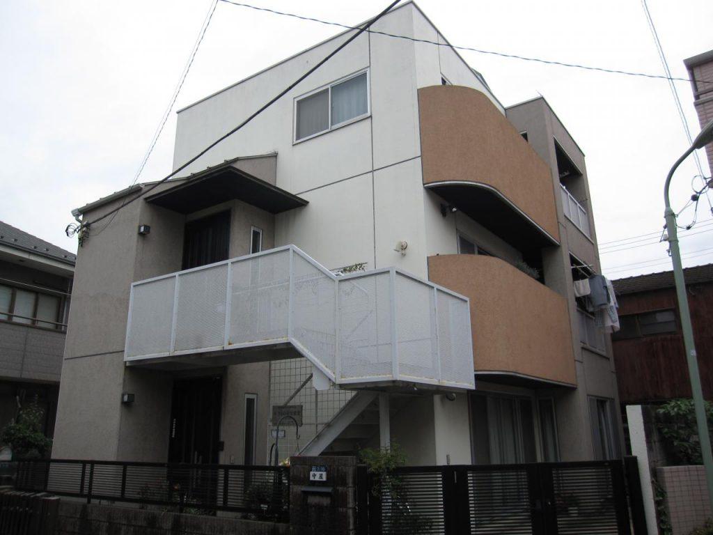 大田区 M様邸 屋根,外壁塗装工事のサムネイル画像1