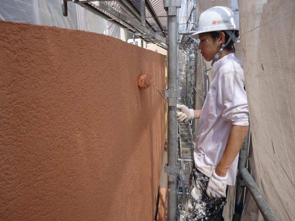 大田区 M様邸 屋根,外壁塗装工事のサムネイル画像5