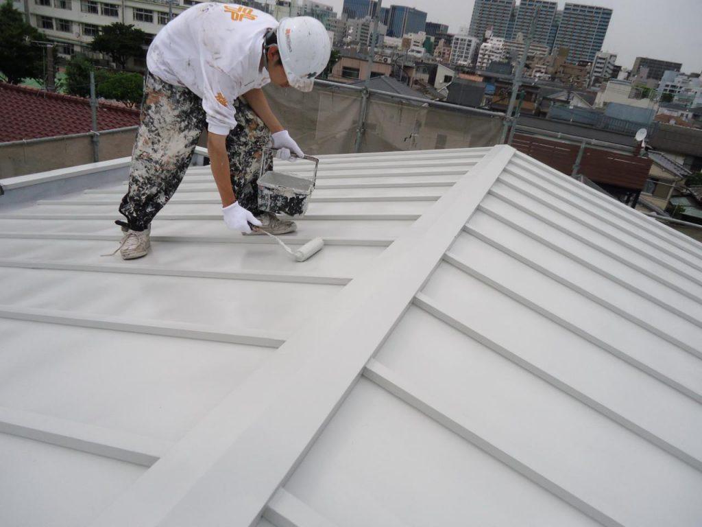 大田区 M様邸 屋根,外壁塗装工事のサムネイル画像2