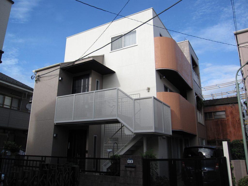 大田区 M様邸 屋根,外壁塗装工事のサムネイル画像8
