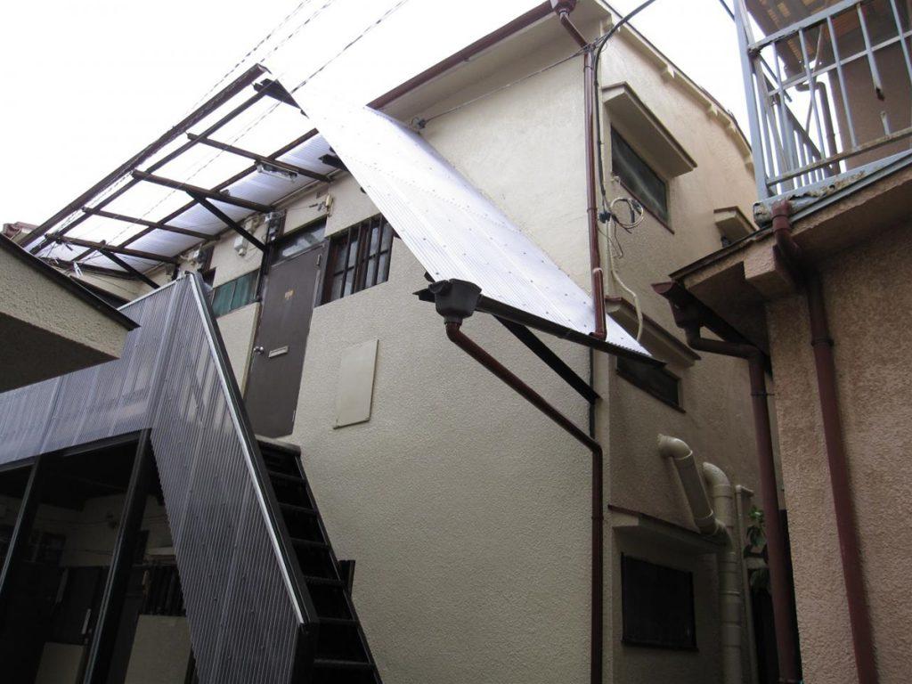 豊島区K荘 外壁,屋根塗装工事のサムネイル画像8