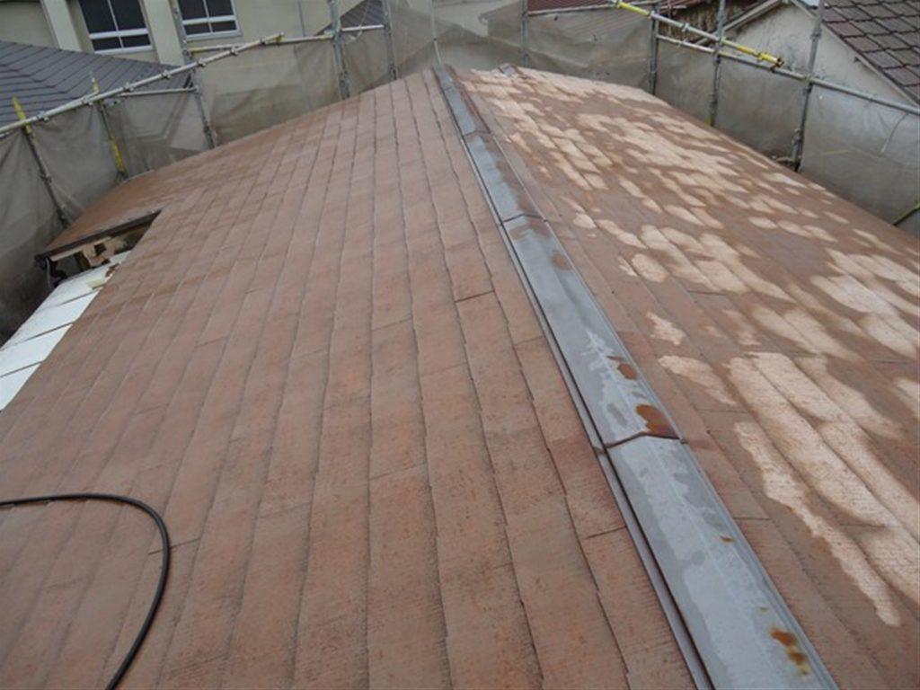 豊島区K荘 外壁,屋根塗装工事のサムネイル画像4