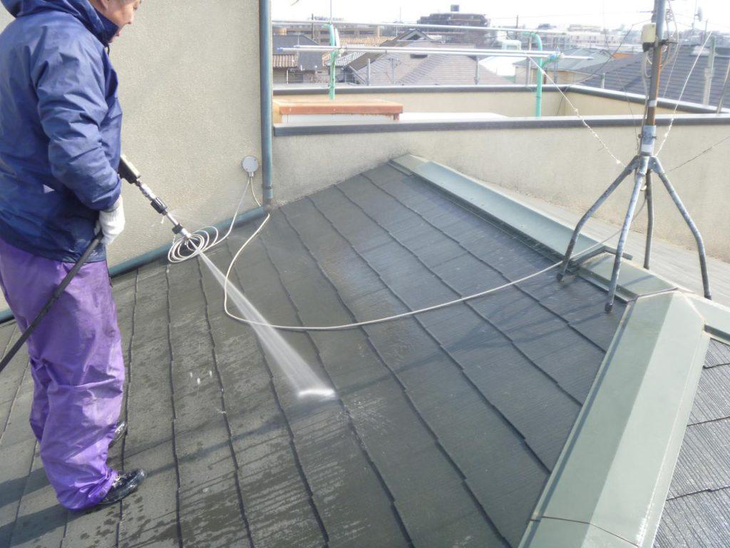 大田区 W様邸屋根外壁塗装工事のサムネイル画像1