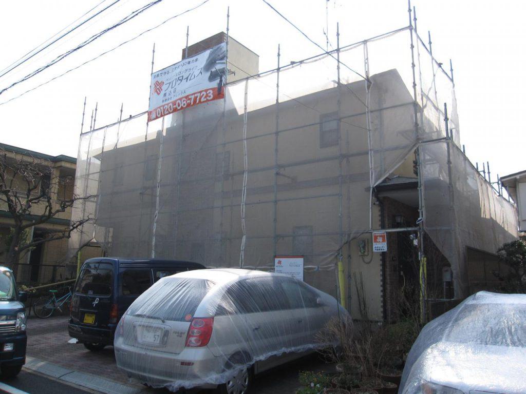 大田区 W様邸屋根外壁塗装工事のサムネイル画像6