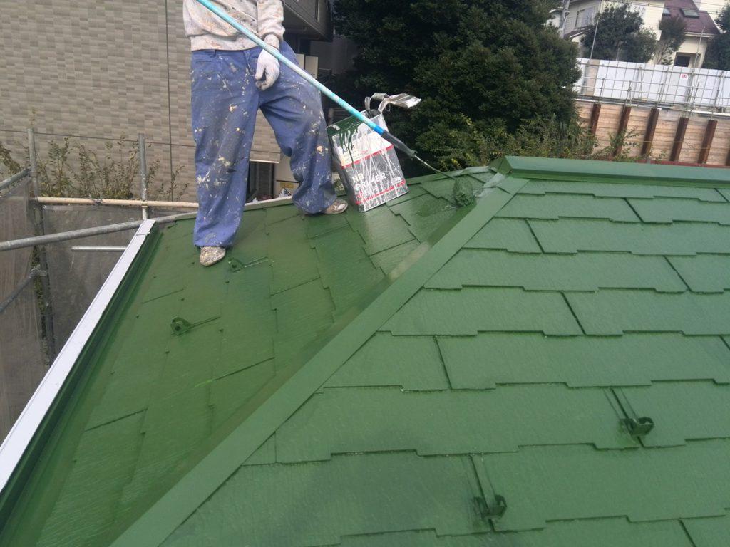 大田区Y様邸 外壁,屋根塗装工事のサムネイル画像1