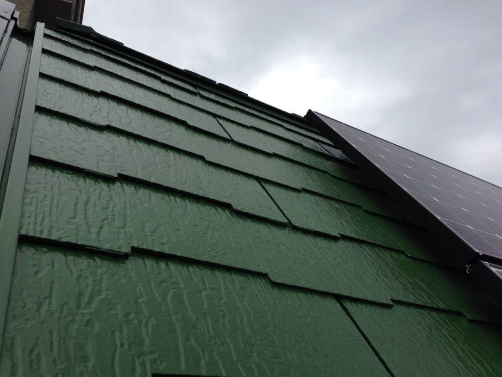 大田区Y様邸 外壁,屋根塗装工事のサムネイル画像2