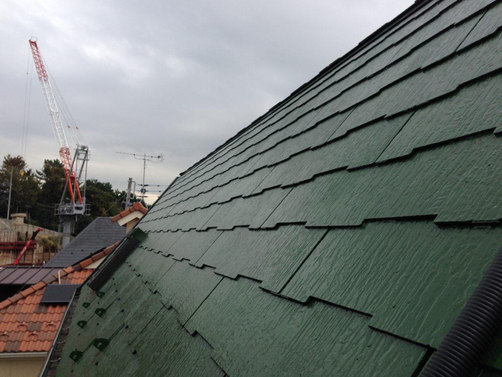 大田区Y様邸 外壁,屋根塗装工事のサムネイル画像3