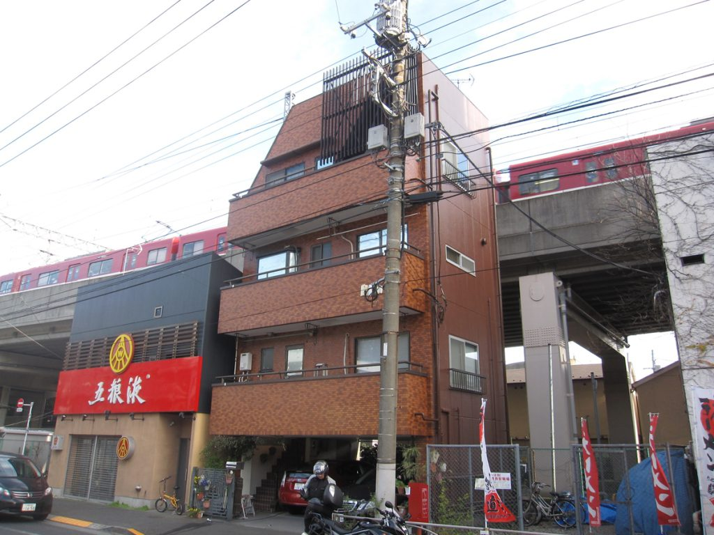 品川区Iビル様 外部改修工事のサムネイル画像1