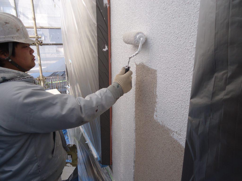 狛江市K様邸 外壁,屋根塗装工事のサムネイル画像6