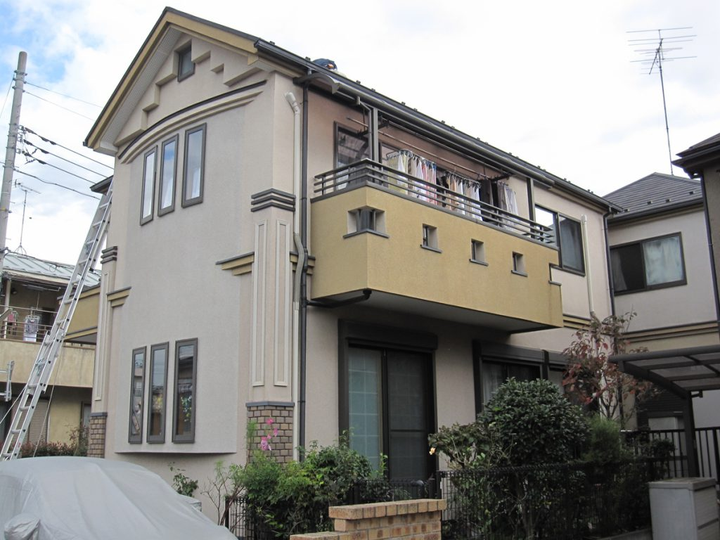 狛江市K様邸 外壁,屋根塗装工事のサムネイル画像7