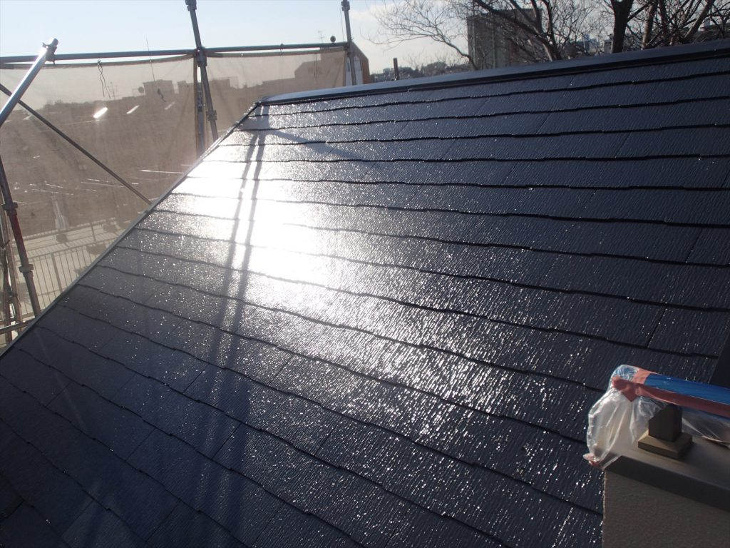 大田区I様邸 外壁屋根塗装工事のサムネイル画像6