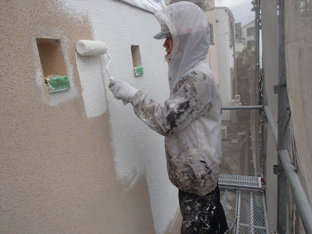 大田区I様邸 外壁屋根塗装工事のサムネイル画像3