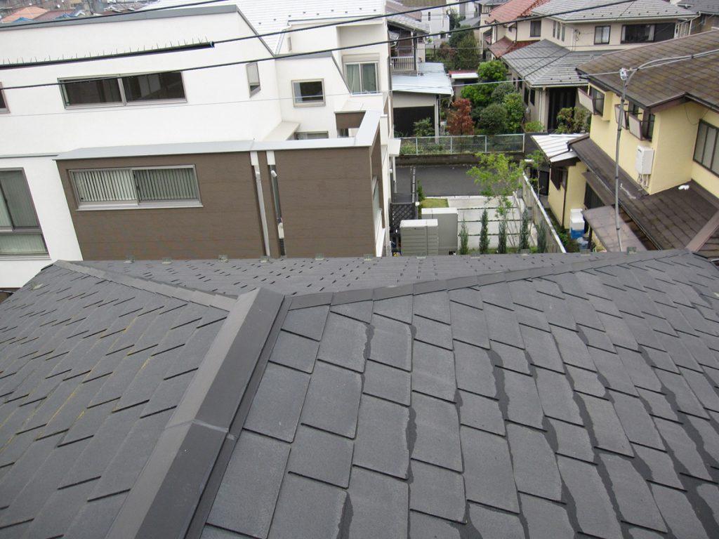 狛江市H様邸 外壁,屋根塗装工事のサムネイル画像2