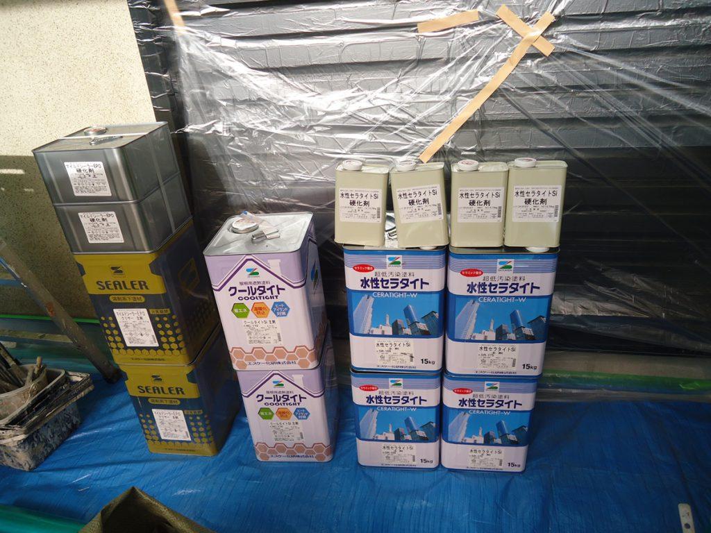 狛江市H様邸 外壁,屋根塗装工事のサムネイル画像6