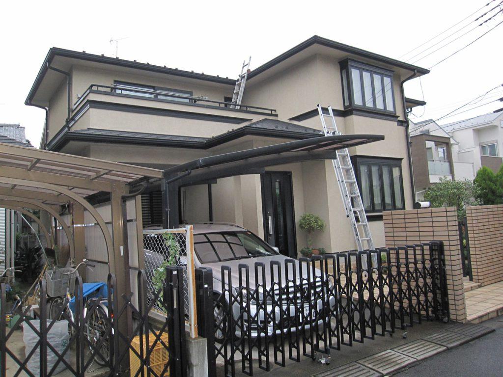 狛江市H様邸 外壁,屋根塗装工事のサムネイル画像7