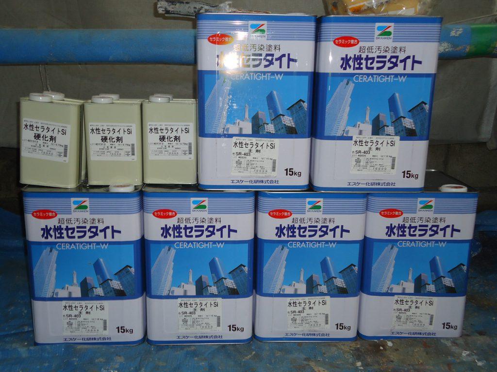 世田谷区I様邸 屋根,外壁塗装工事のサムネイル画像2