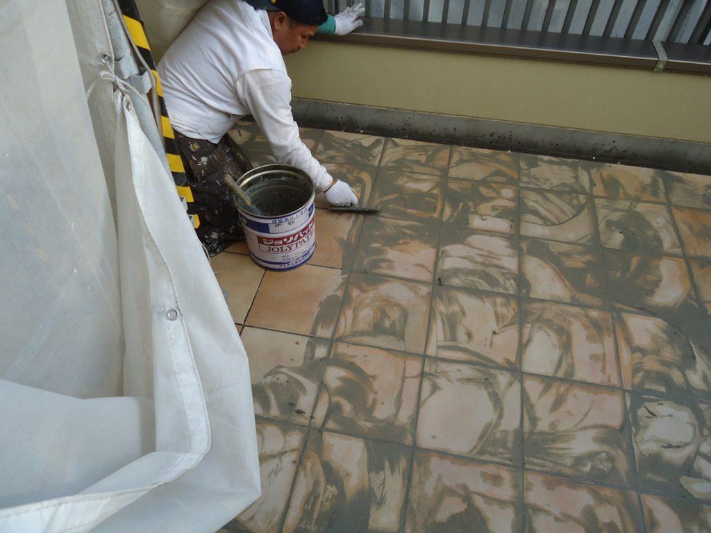 世田谷区I様邸 屋根,外壁塗装工事のサムネイル画像6