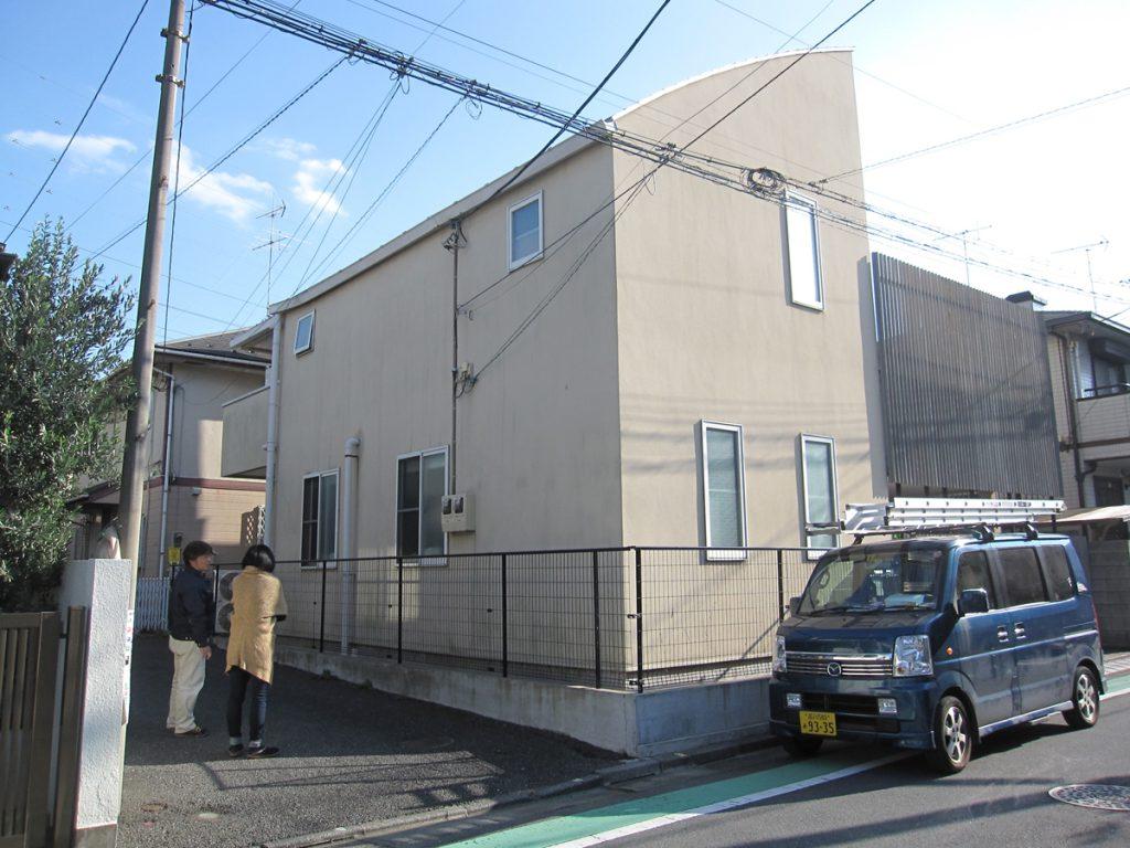世田谷区I様邸 屋根,外壁塗装工事のサムネイル画像7