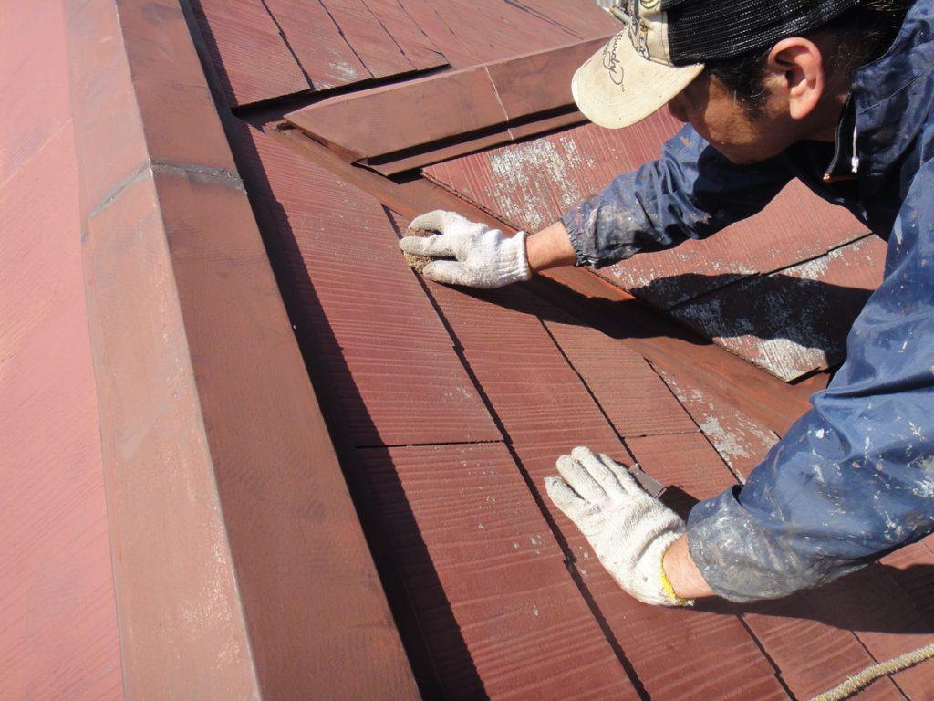品川区I様邸 屋根,外壁塗装工事のサムネイル画像3
