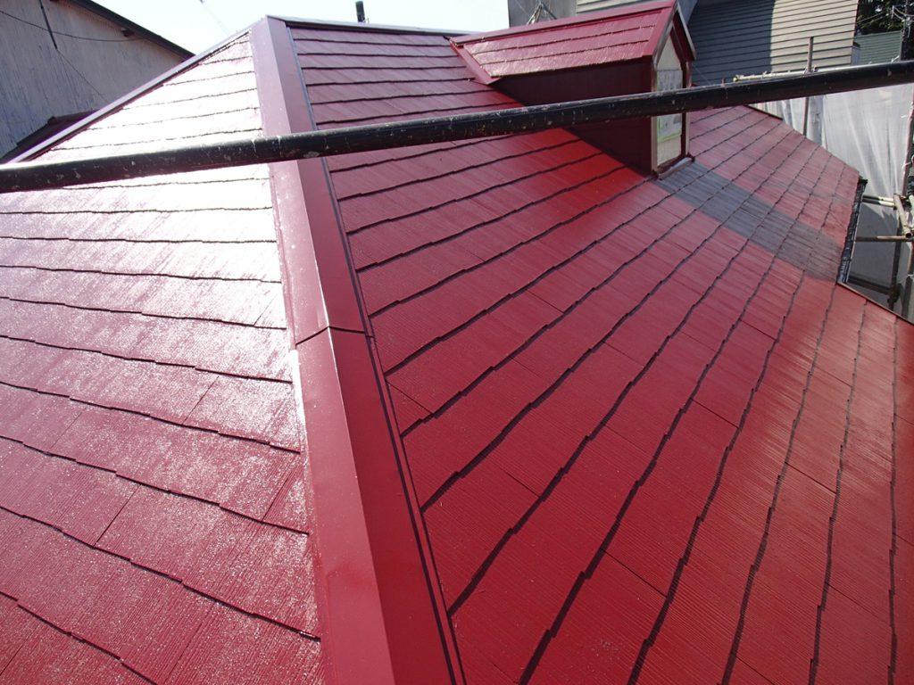 品川区I様邸 屋根,外壁塗装工事のサムネイル画像4