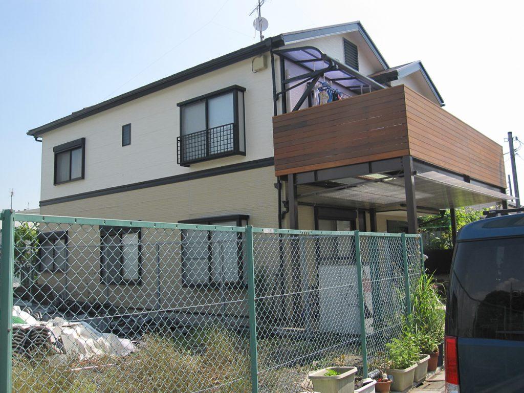 大田区H様邸 外部改修工事のサムネイル画像1