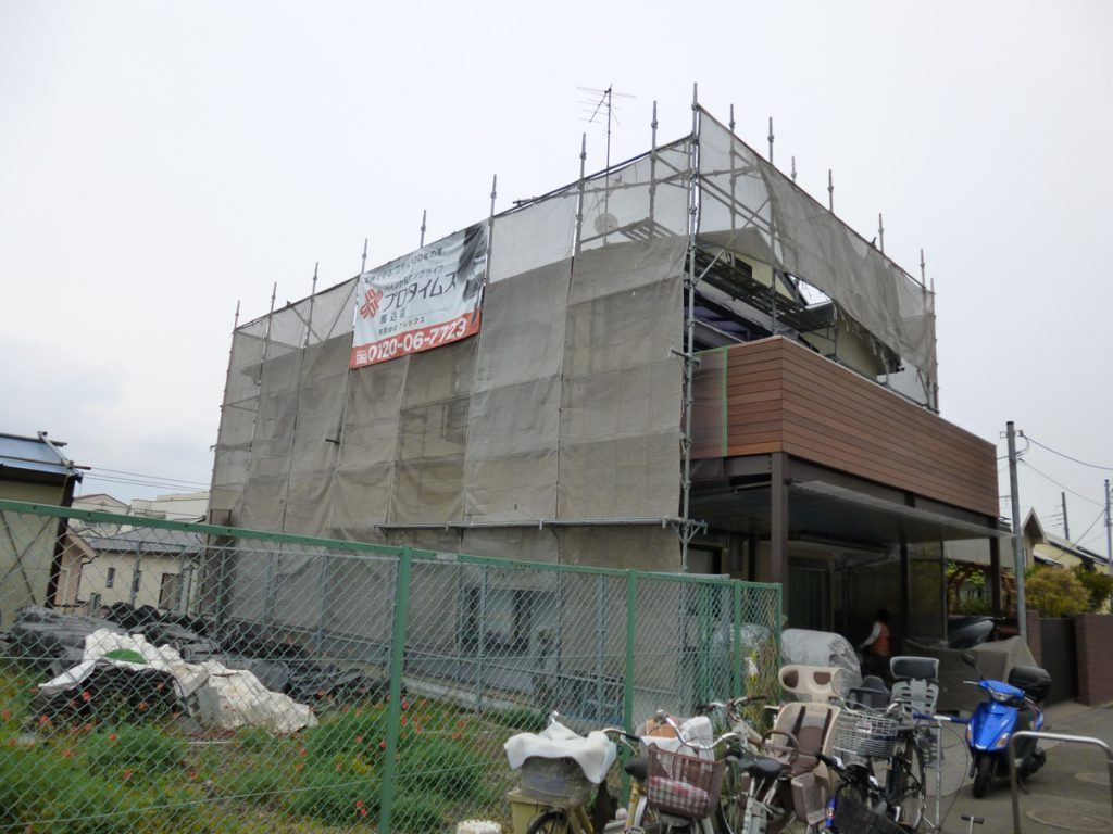 大田区H様邸 外部改修工事のサムネイル画像2