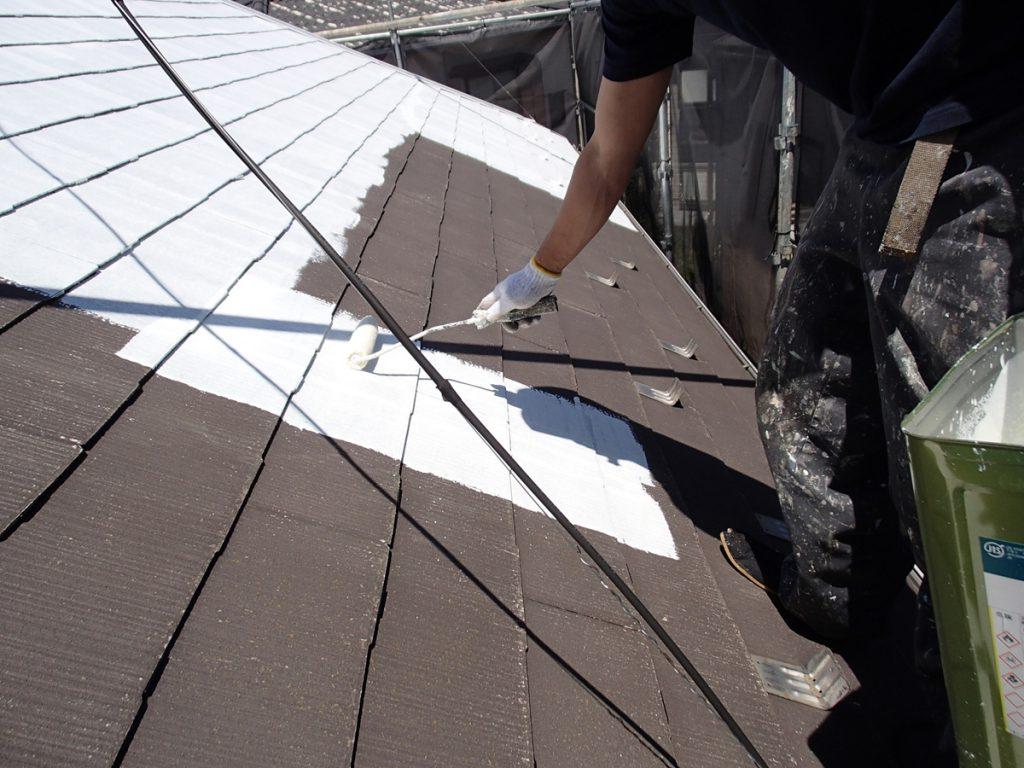調布市A様邸 屋根,外壁塗装工事のサムネイル画像2