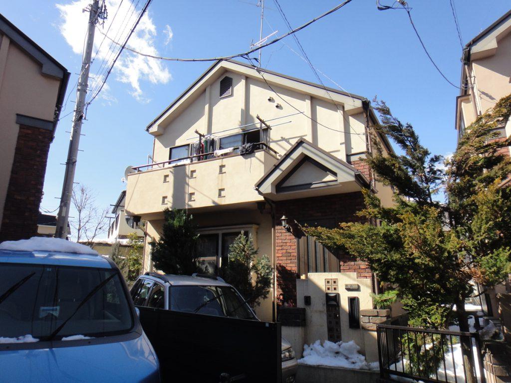 調布市A様邸 屋根,外壁塗装工事のサムネイル画像8