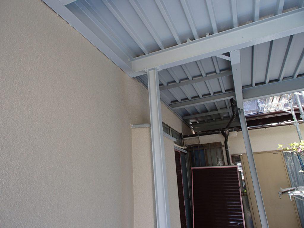 大田区O様邸 外壁,下屋根塗装工事のサムネイル画像5