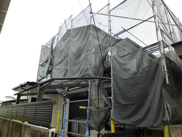 三鷹市I様邸 屋根,外壁塗装工事のサムネイル画像2