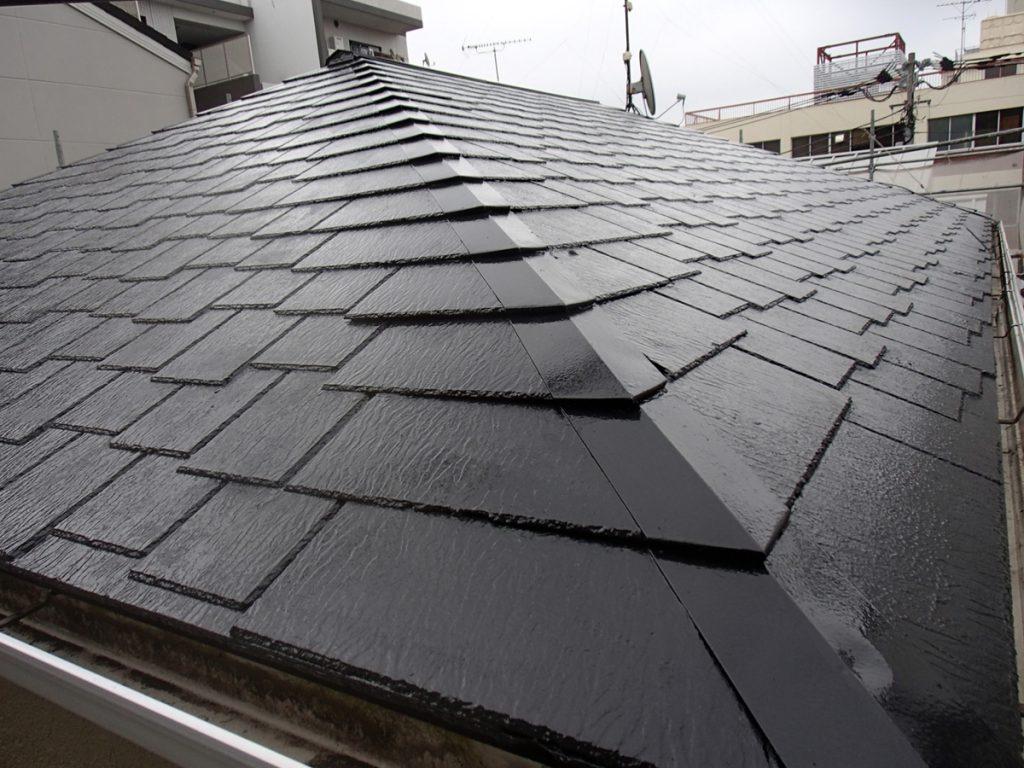 目黒区N様邸 屋根,外壁塗装工事のサムネイル画像3