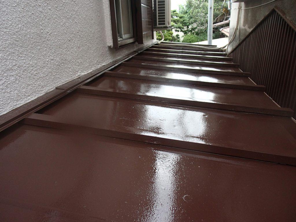 目黒区K様邸 屋根,外壁塗装工事のサムネイル画像6