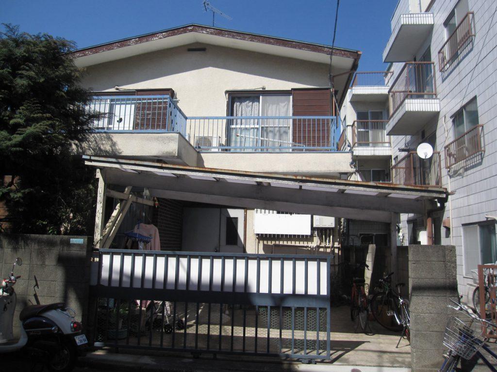 目黒区K様邸 屋根,外壁塗装工事のサムネイル画像8
