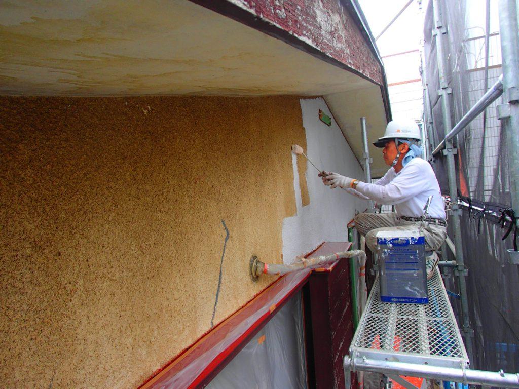 目黒区K様邸 屋根,外壁塗装工事のサムネイル画像3