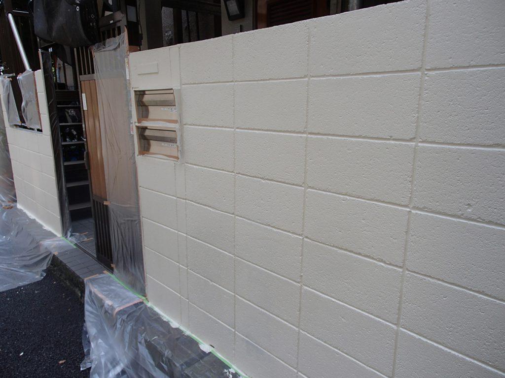 品川区K様邸 外壁塗装工事のサムネイル画像5
