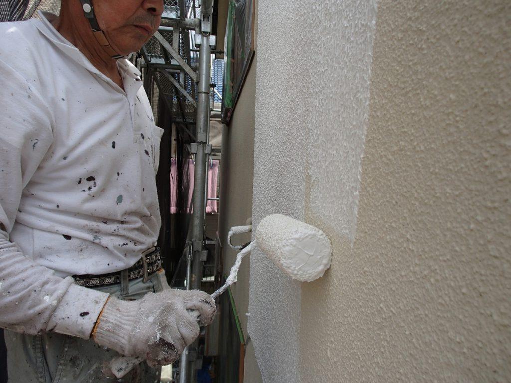 品川区K様邸 外壁塗装工事のサムネイル画像3
