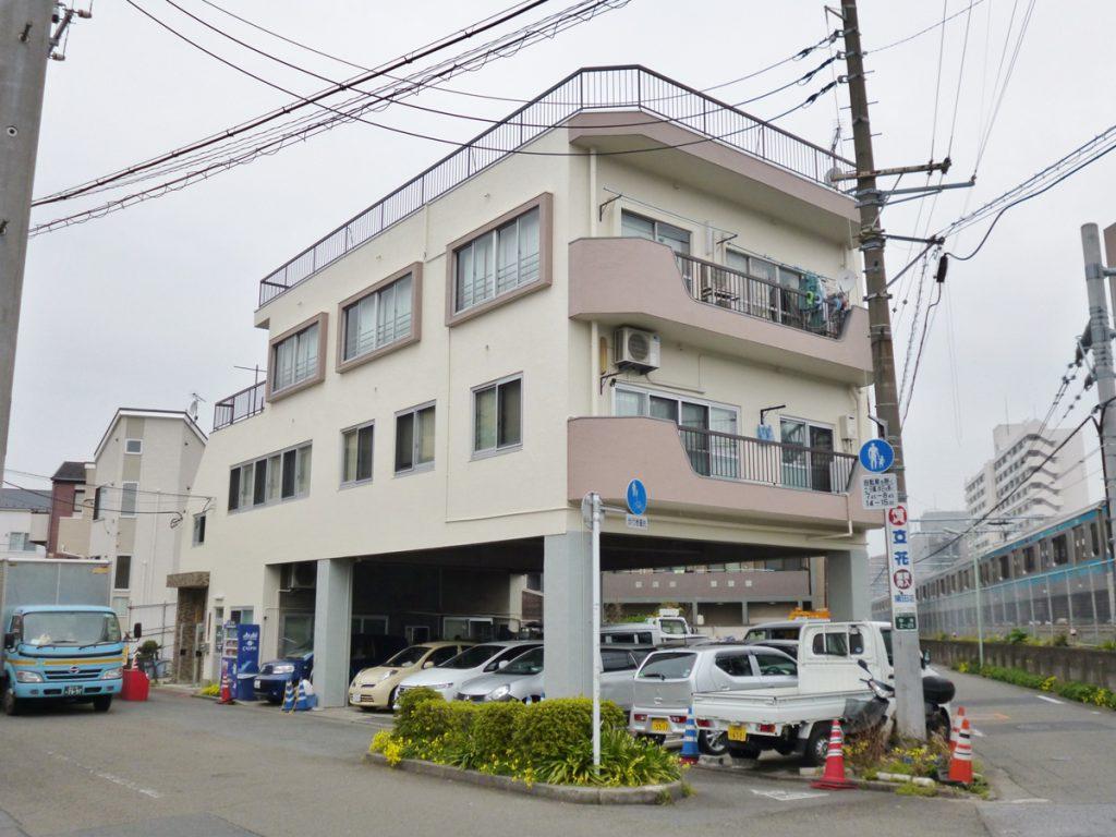 大田区K様本社ビル 外部改修工事のサムネイル画像1