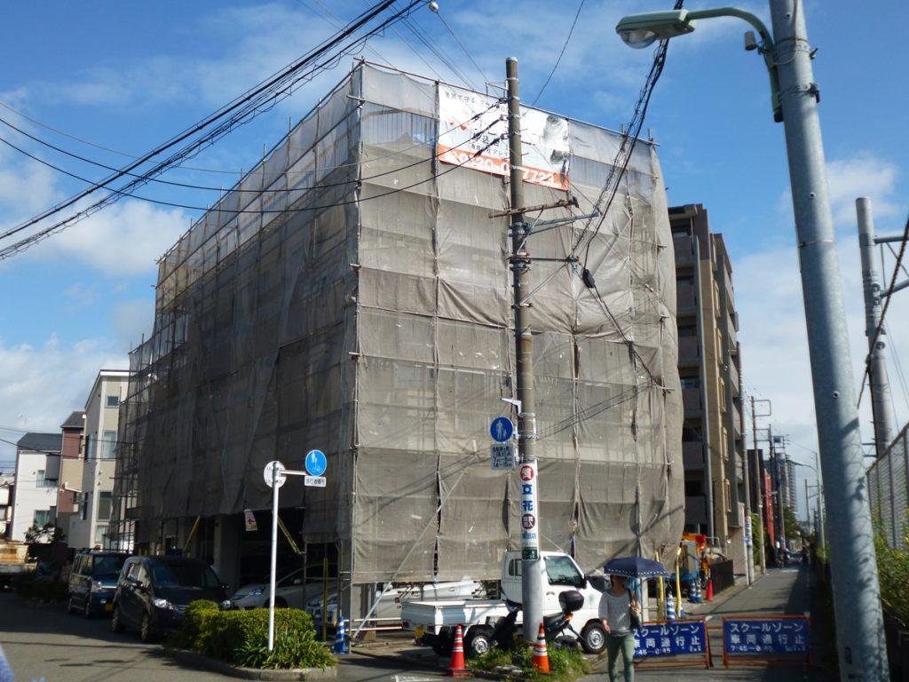 大田区K様本社ビル 外部改修工事のサムネイル画像2