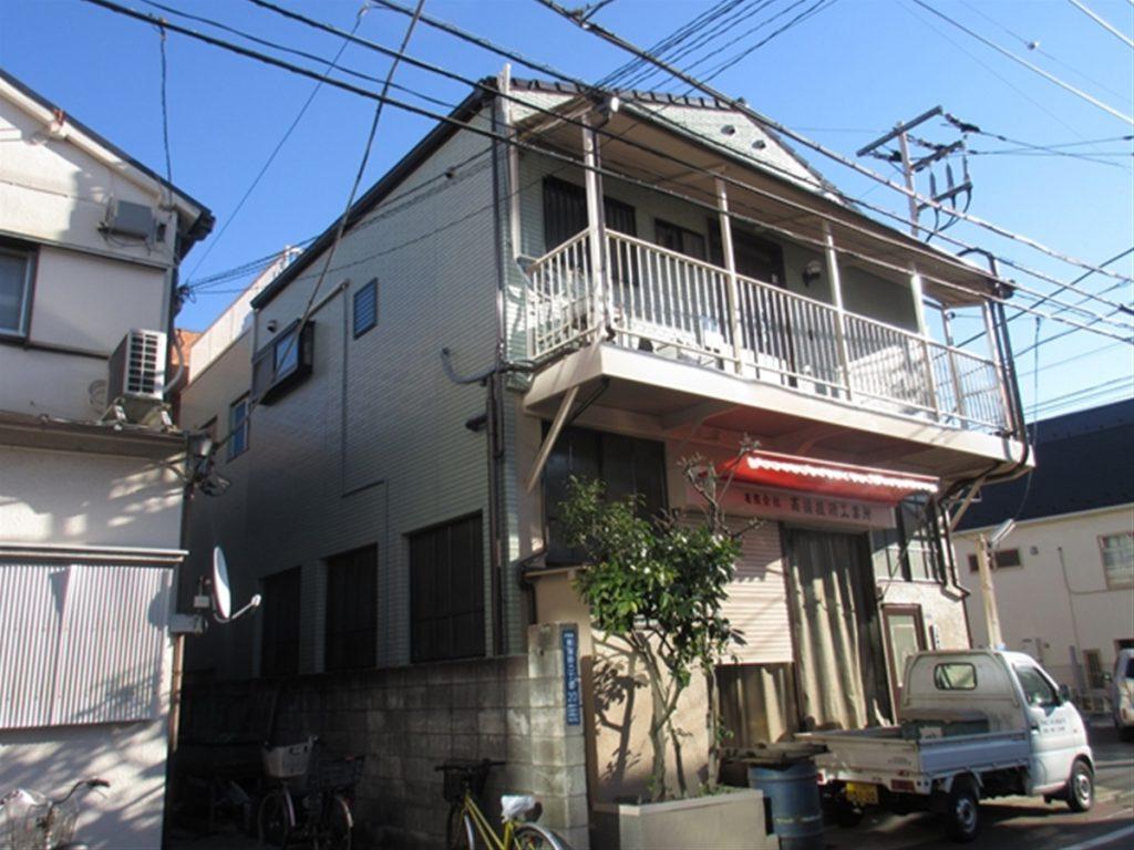 大田区T様邸 外部改修工事のサムネイル画像1