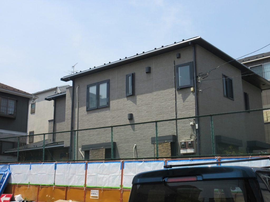 大田区T様邸 屋根外壁塗装工事のサムネイル画像1