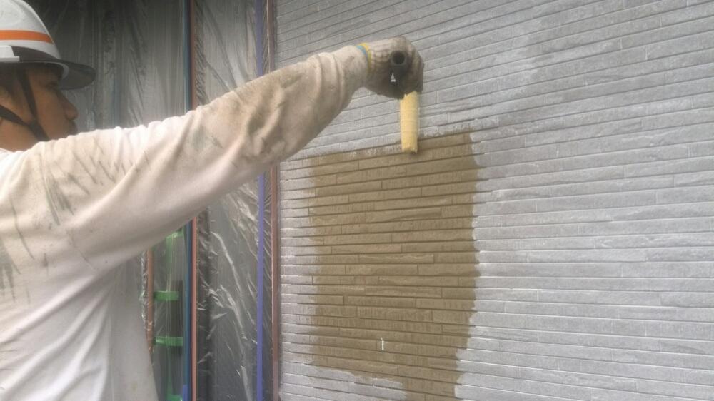 大田区T様邸 屋根外壁塗装工事のサムネイル画像6
