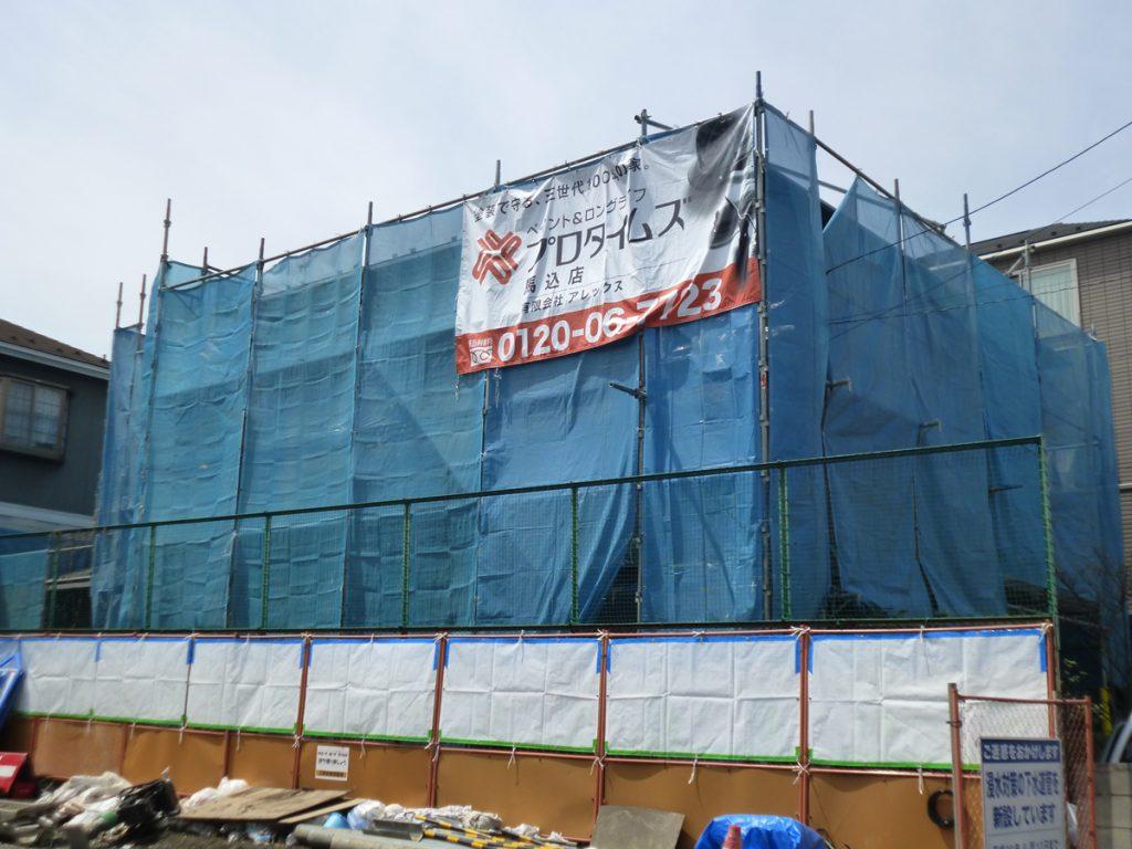大田区T様邸 屋根外壁塗装工事のサムネイル画像4