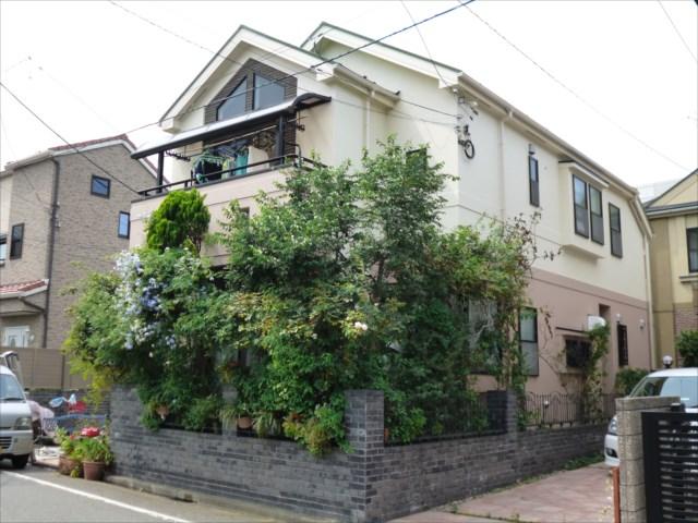 大田区N様邸 外壁・屋根塗装工事のサムネイル画像1