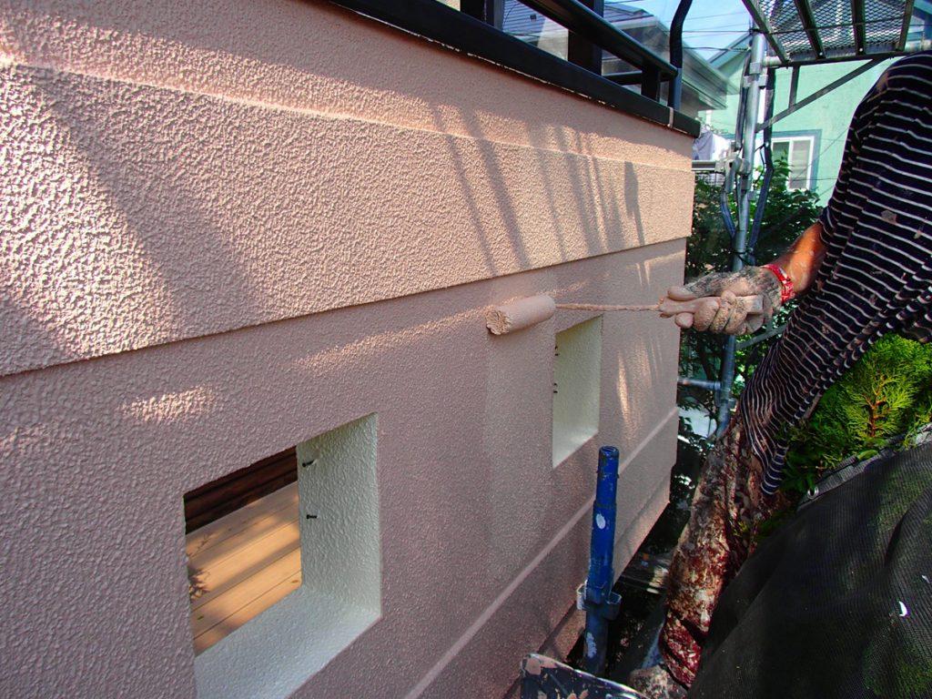 大田区N様邸 外壁・屋根塗装工事のサムネイル画像6