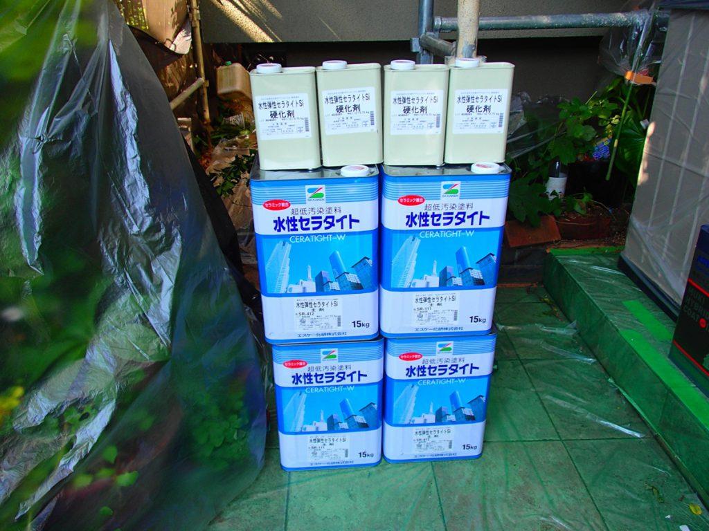 大田区N様邸 外壁・屋根塗装工事のサムネイル画像8