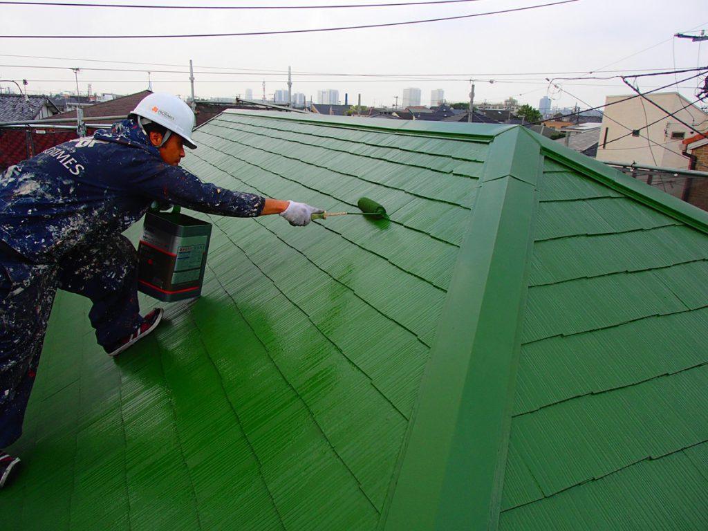 大田区N様邸 外壁・屋根塗装工事のサムネイル画像3