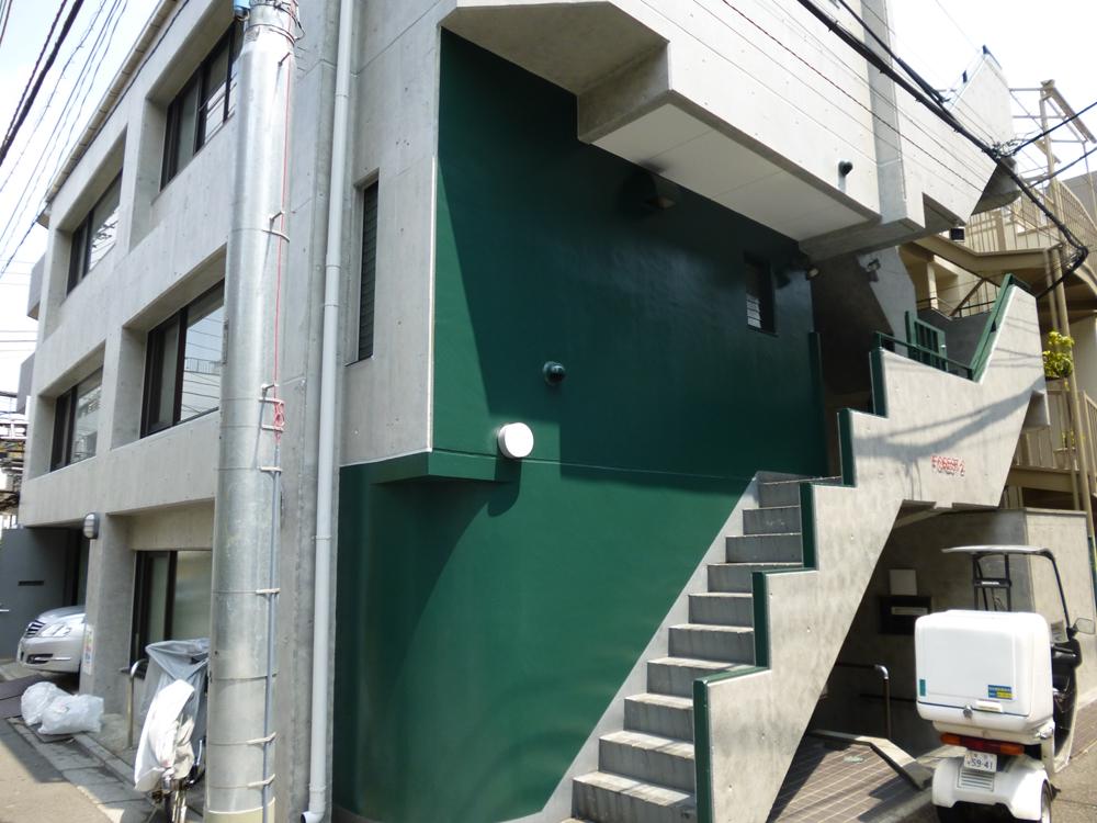 新宿区 協伸建設様事務所ビル 美装工事のサムネイル画像5